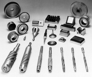 Diamond and CBN Plated Tools